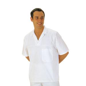 Baker Shirt/Short Sleeves/White