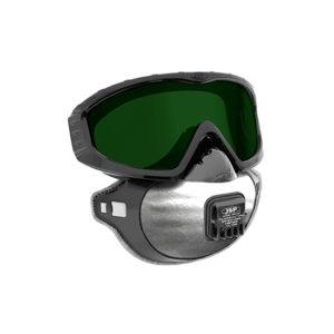 Filterspec® PRO GW5 Goggle FMP2 Odour Valved