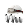 EVO® Lamp and Goggle Clips - Pack of 4