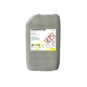 Chlorfoam Chlorinated Foam Detergent