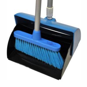 """Hygenic Lobby Pan with 10"""" Angle Broom"""