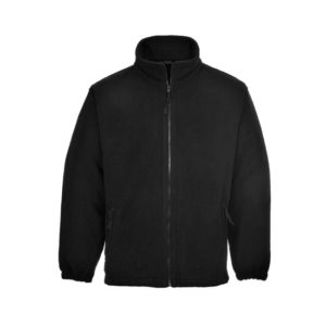 Aran Fleece/Black