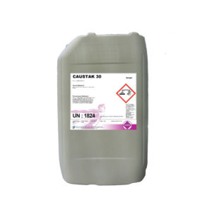 Caustak 30 Low Foam CIP Detergent