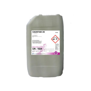 Caustak 25 Low Foam CIP Detergent