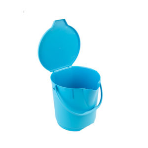 Ultra Hygienic Bucket with Lid