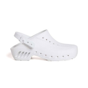 ANTISTATIC CLOG WHITE