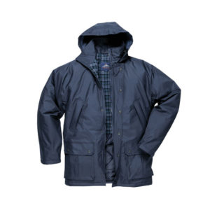 Dundee Lined Jacket/Navy