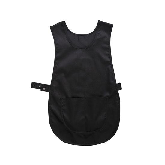 Tabard with Pocket/Black