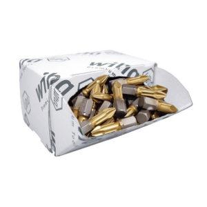 7929 TiN Bit bulk pack TiN, 25mm, 50 pcs.