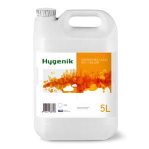 Dishwashing Liquid with Vinegar